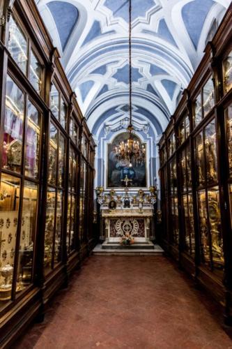 I tesori nascosti del Complesso dei Vincenziani
